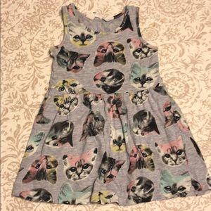 H & M kitten dress